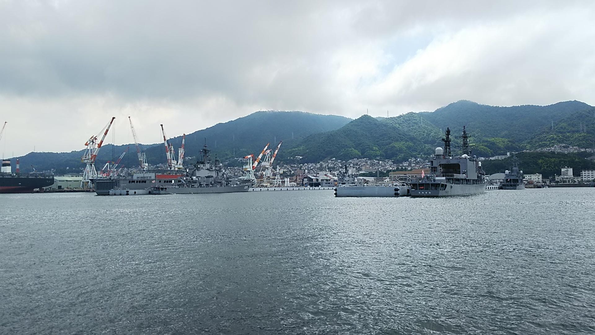 自衛隊の艦艇、設備など