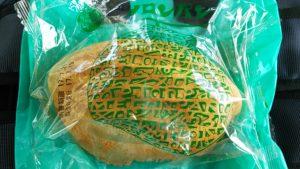 メロンパンのメロンパン