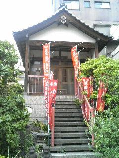 河童寺の河童堂