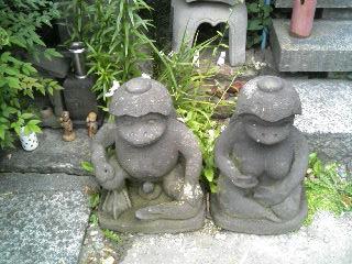 河童寺の河童