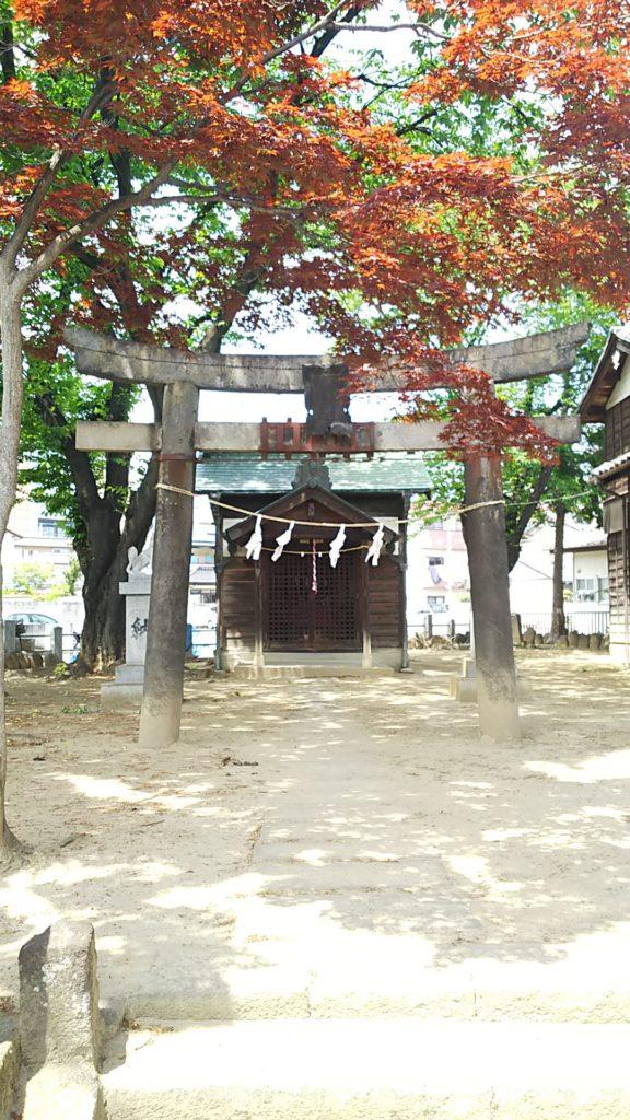 赤烏神社 稲荷神社