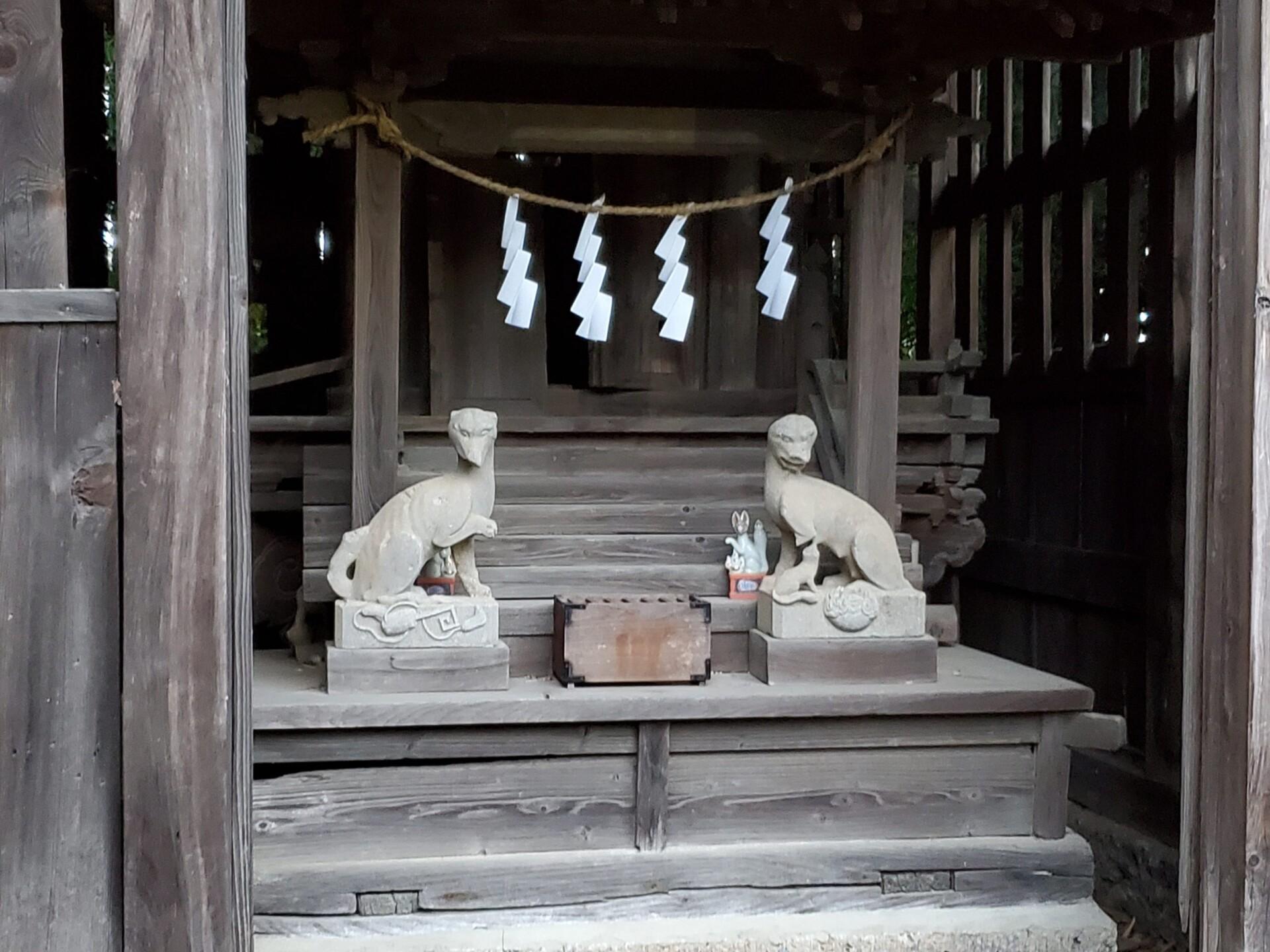 鷲宮神社 末社 稲荷神社