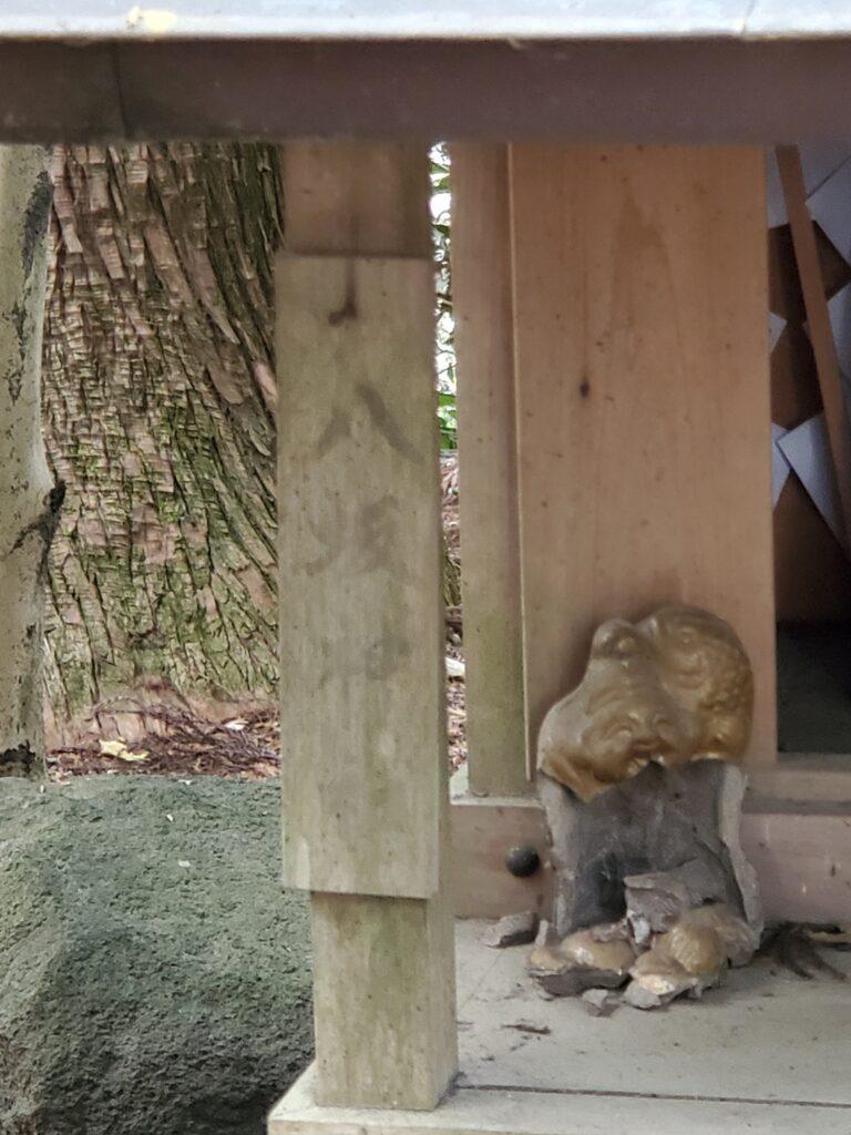 高龗神社境内社、八坂神社